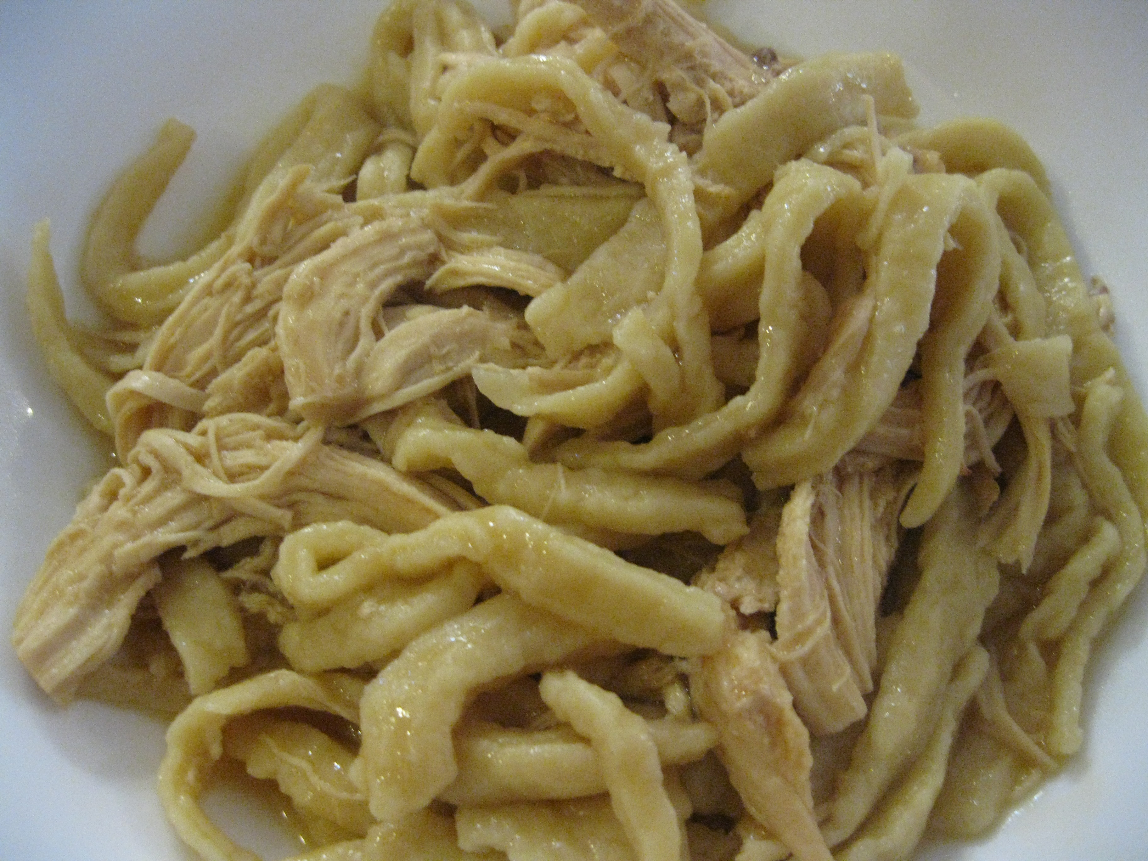 chicken and noodles 008