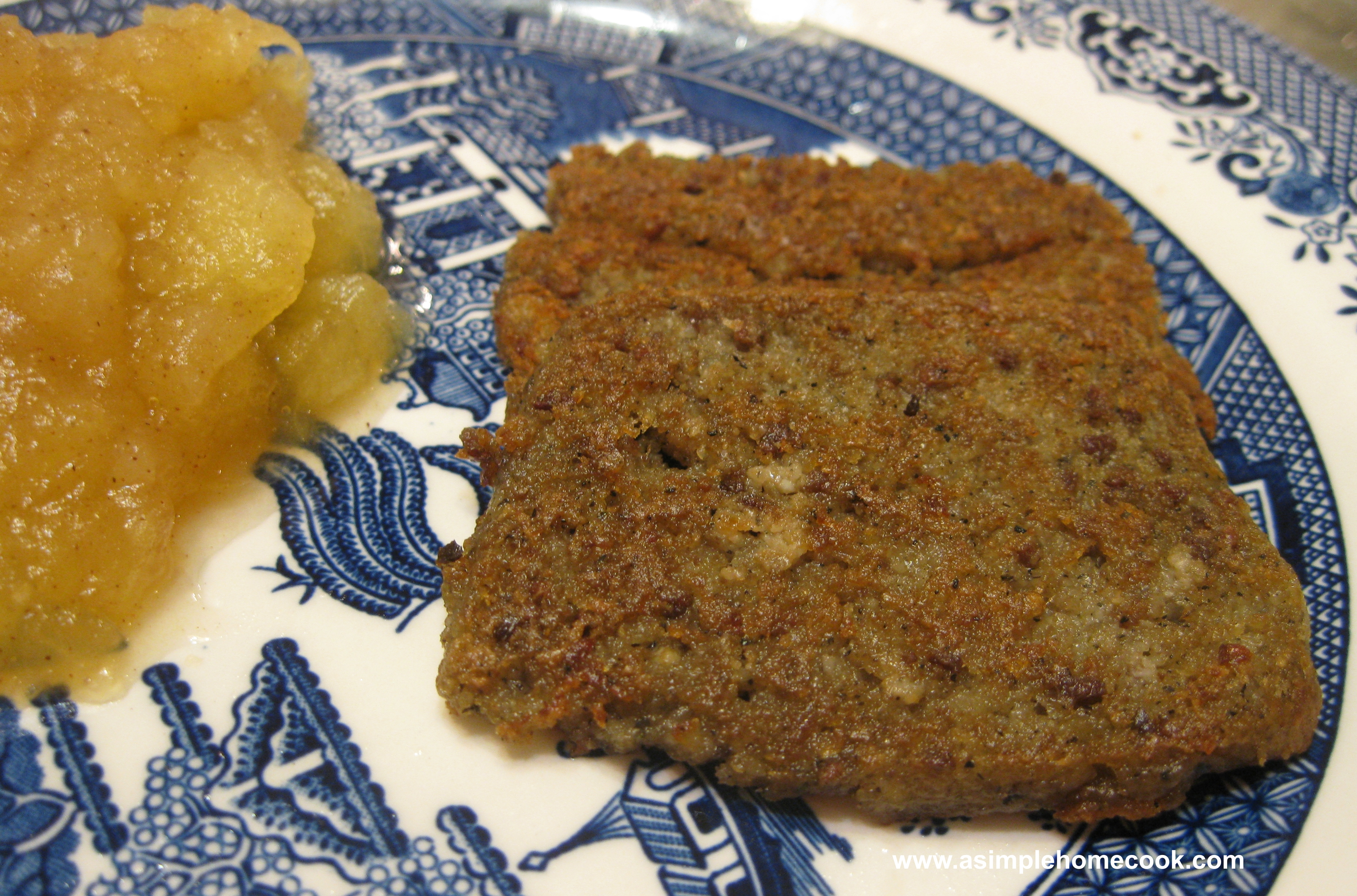 Scrapple and Apples