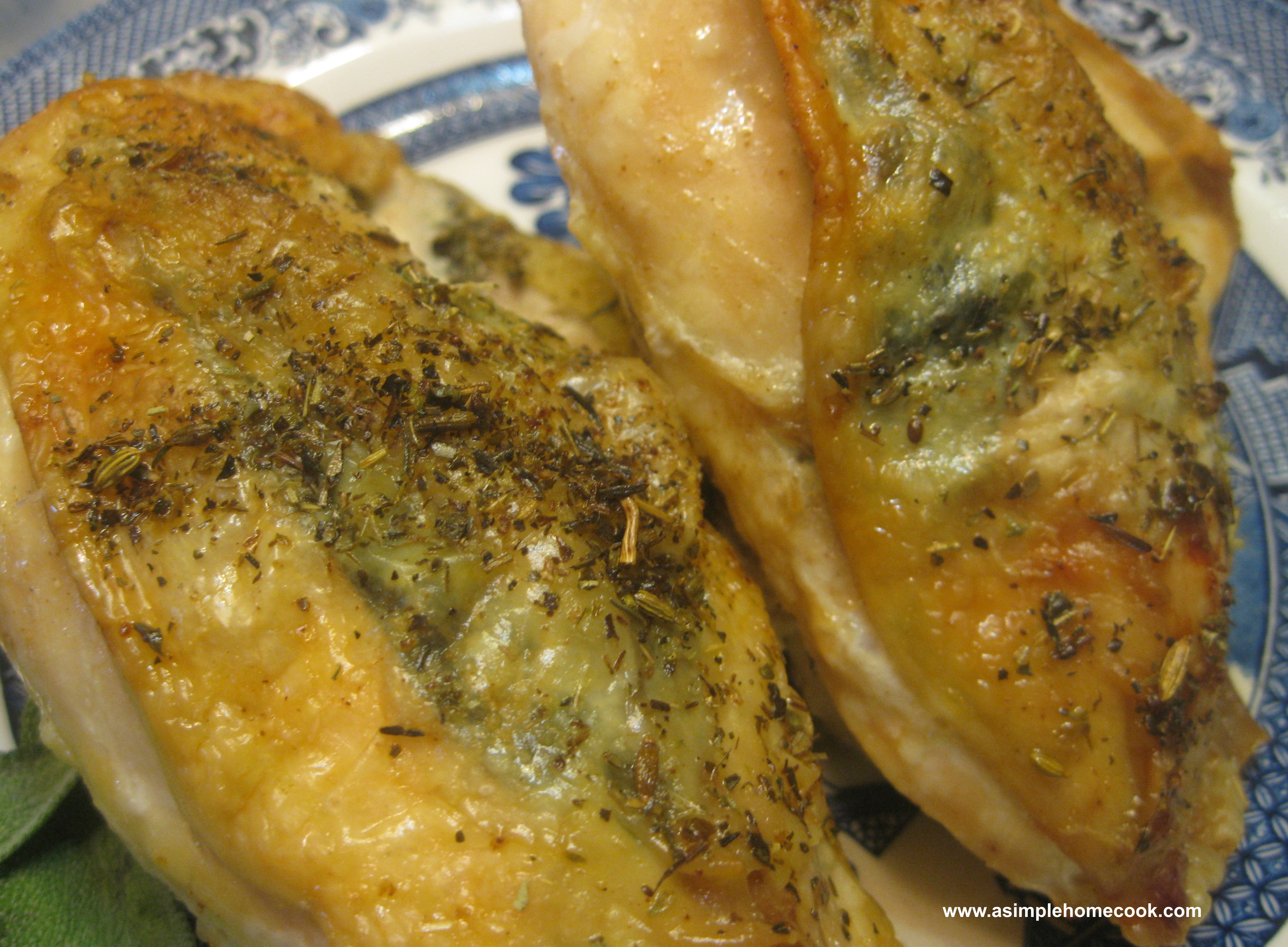 Theme, will Roasting a chicken breast