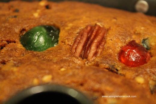 Fruit Cake CU