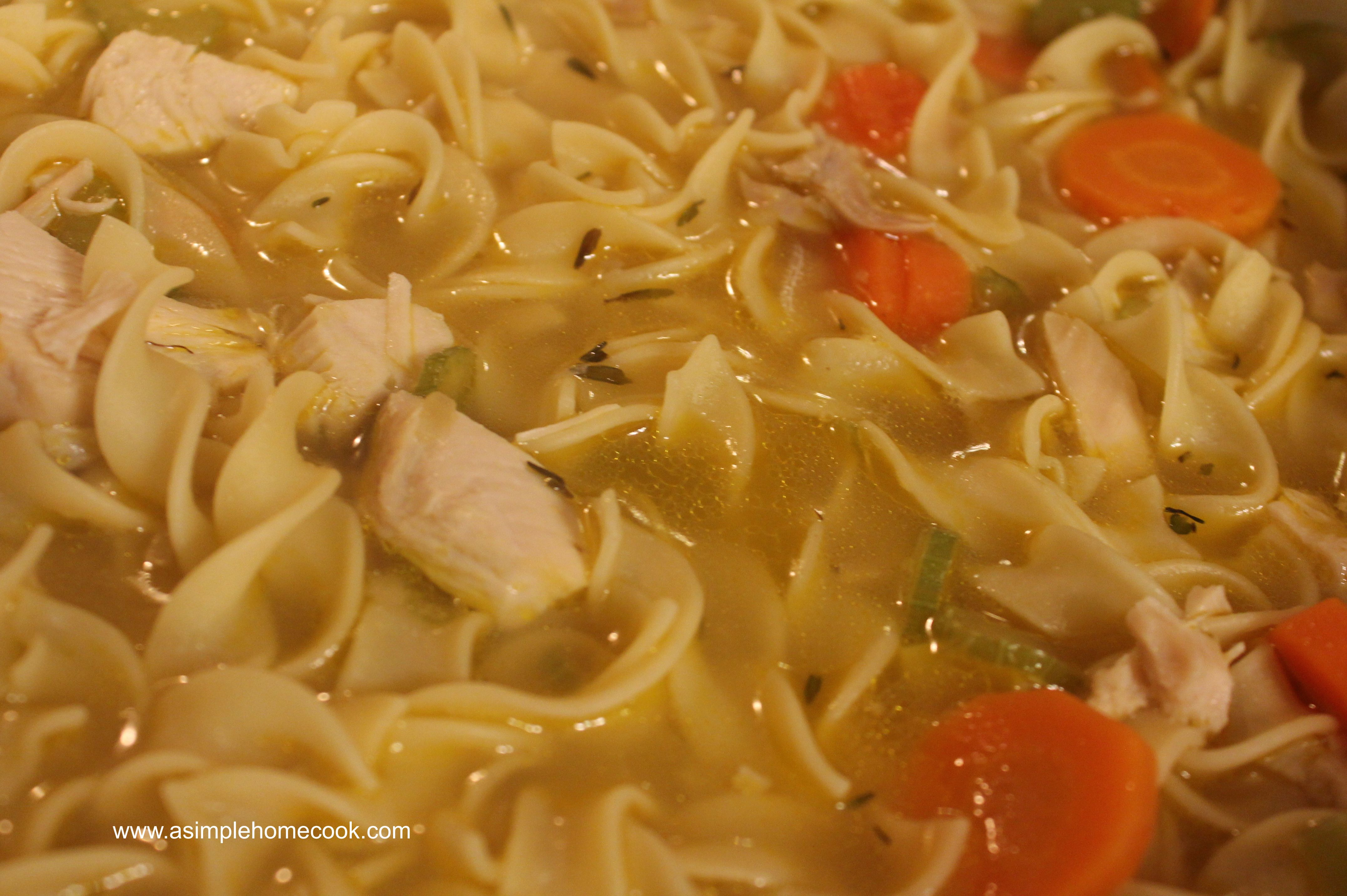 Chicken Noodles Recipes — Dishmaps