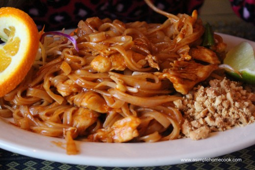 Thai Phooket Pad Thai