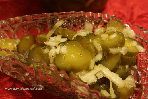Chistmas Pickles