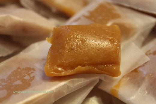 Libby's Caramels
