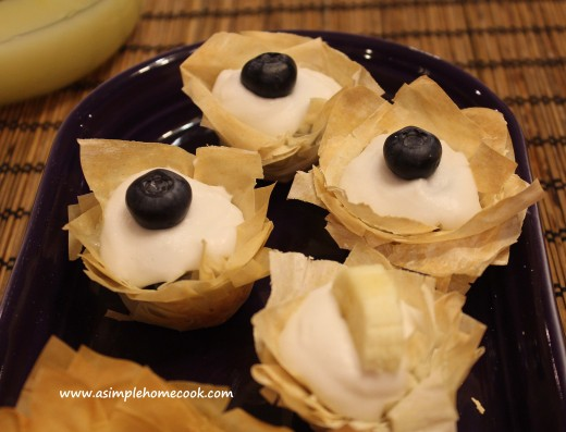 vegan tartlets
