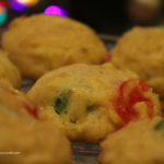 Pineapple Fruit and Nut Cookies