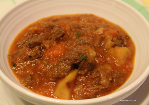 Oxtail Soup or Stew