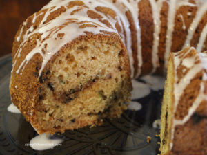 Zucchini Bundt Cake