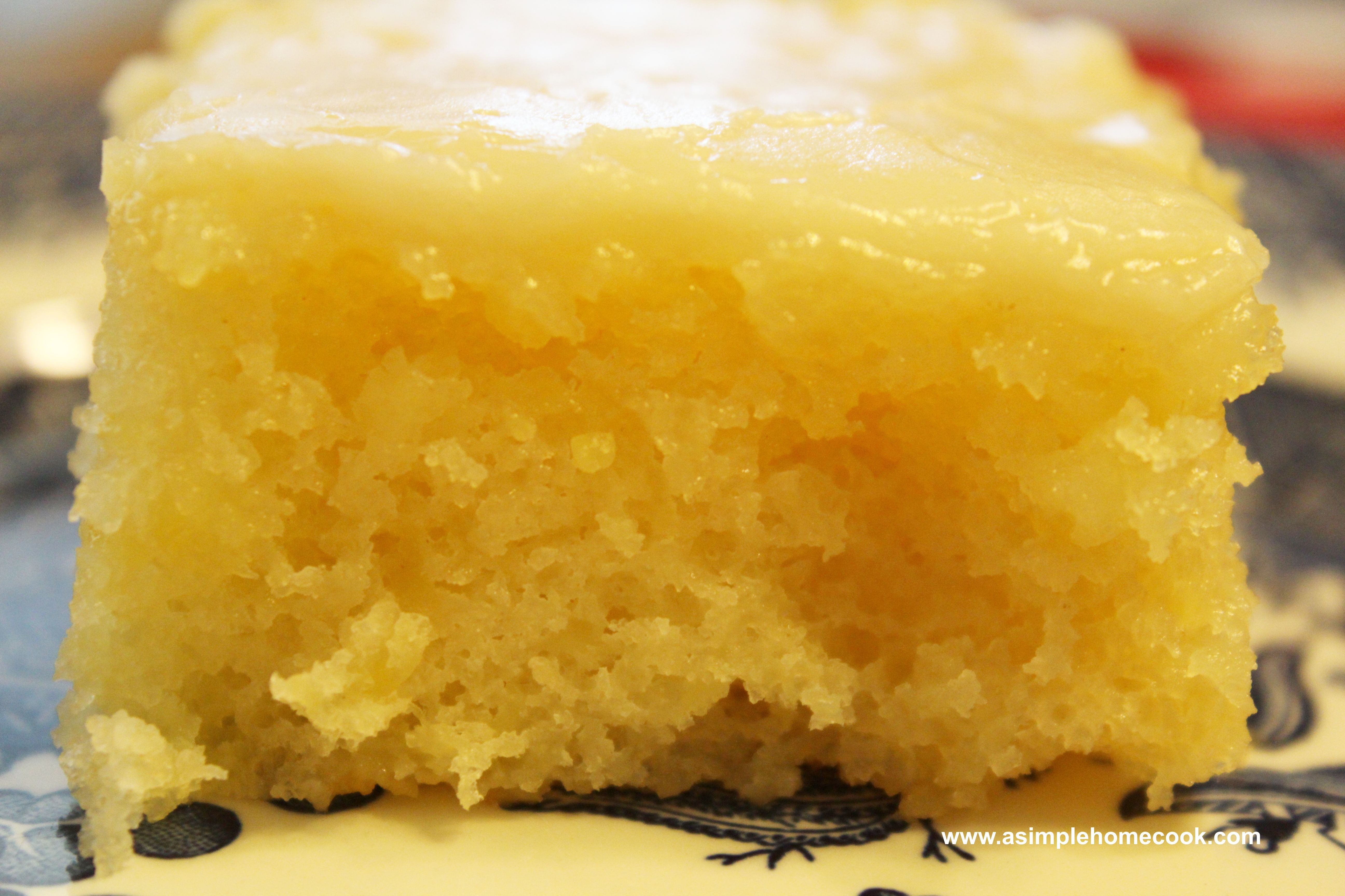 Simple Pina Colada Cake Recipe