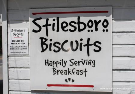 Stilesboro sign