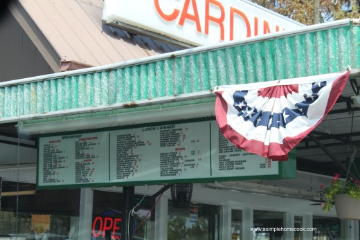 Cardin Drive In Sign