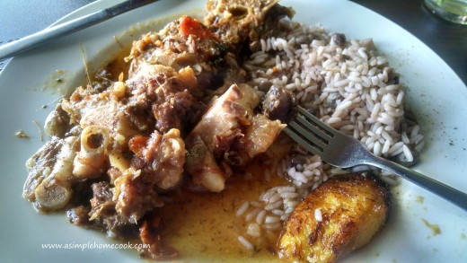 Mrs B oxtail