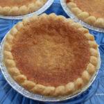 Transparent tarts