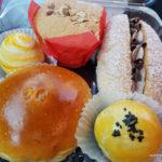 sweet hut atlanta box of baked goods